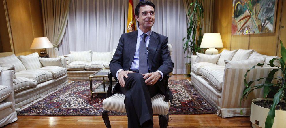 Foto: El ministro de Industria, José Manuel Soria (Efe)