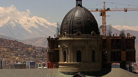 Polémica por nuevos palacios para el gobierno en Bolivia