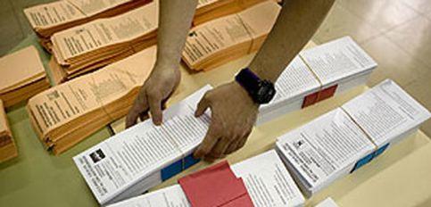 Casi 35 millones de españoles están llamados a las urnas en los novenos comicios locales