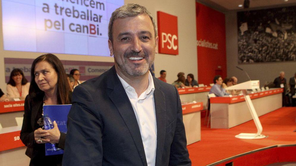 Foto: El socialista Jaume Collboni asumirá Cultura en el Gobierno de Ada Colau (Efe).