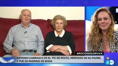 Antonio Carrasco, el familiar que ha apoyado a Rocío contra viento y marea