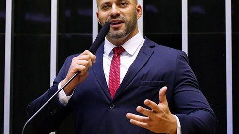 Detienen a diputado brasileño tras insultar a los jueces del Supremo