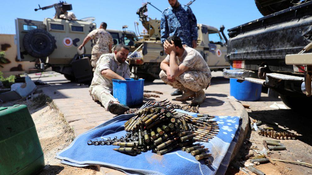 Cerco al petróleo y choque Roma-París: los efectos para Europa de la guerra en Libia