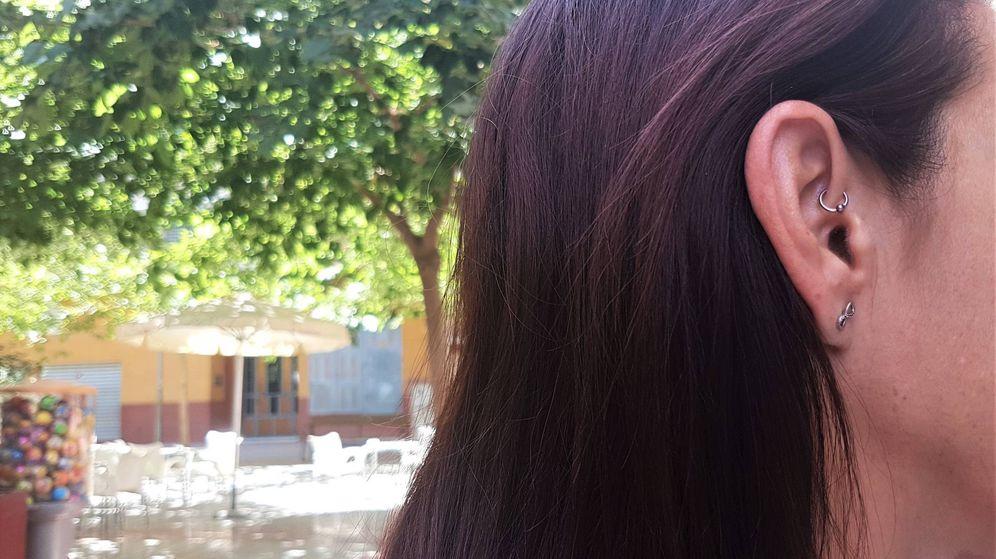 Foto: El 'daith piercing' empezó a ponerse de moda en 2015 como una opción alternativa para aliviar la migraña (PRG)