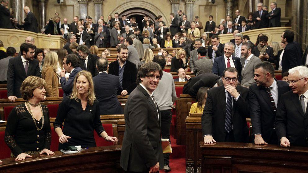 En directo: pleno de investidura de Carles Puigdemont