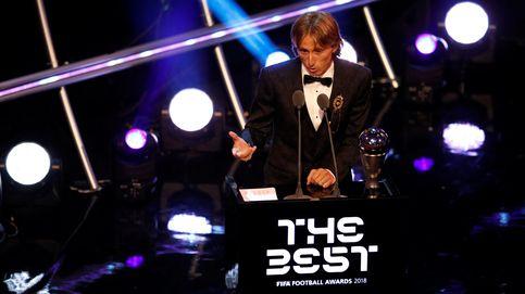 Modric fulmina la hegemonía de Messi y Cristiano al ganar el premio The Best