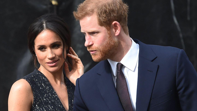 El príncipe Harry y Meghan Markle, en una imagen de archivo. (EFE)
