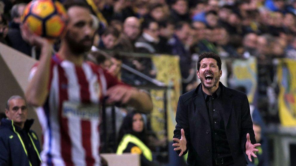 El desgaste que pone en serio peligro el menguado contrato de Simeone