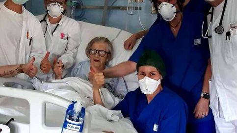 Centenarios que vencen al coronavirus: Sus casos nos llenan de esperanza
