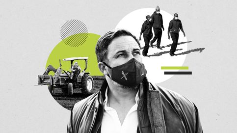 La presa que quiere cazar Abascal: el plan de Vox para ser el partido líder