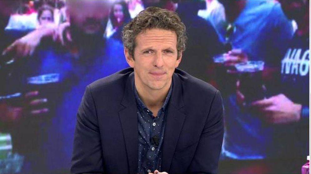 Foto: Joaquín Prat en 'El programa de AR'.