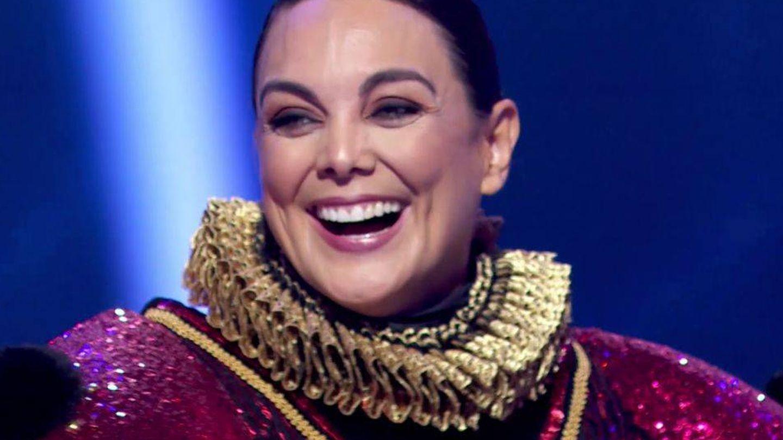Mónica Carrillo en Mask Singer. (Antena 3)