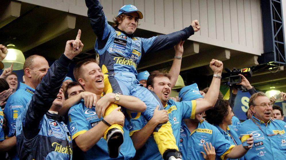 Foto: Primer campeonato del mundo batiendo todos los récords
