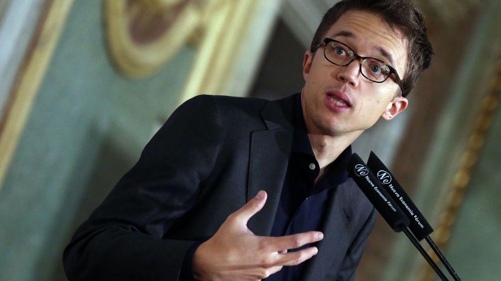 Foto: El candidato a la presidencia del Gobierno por Más País, Íñigo Errejón (EFE)