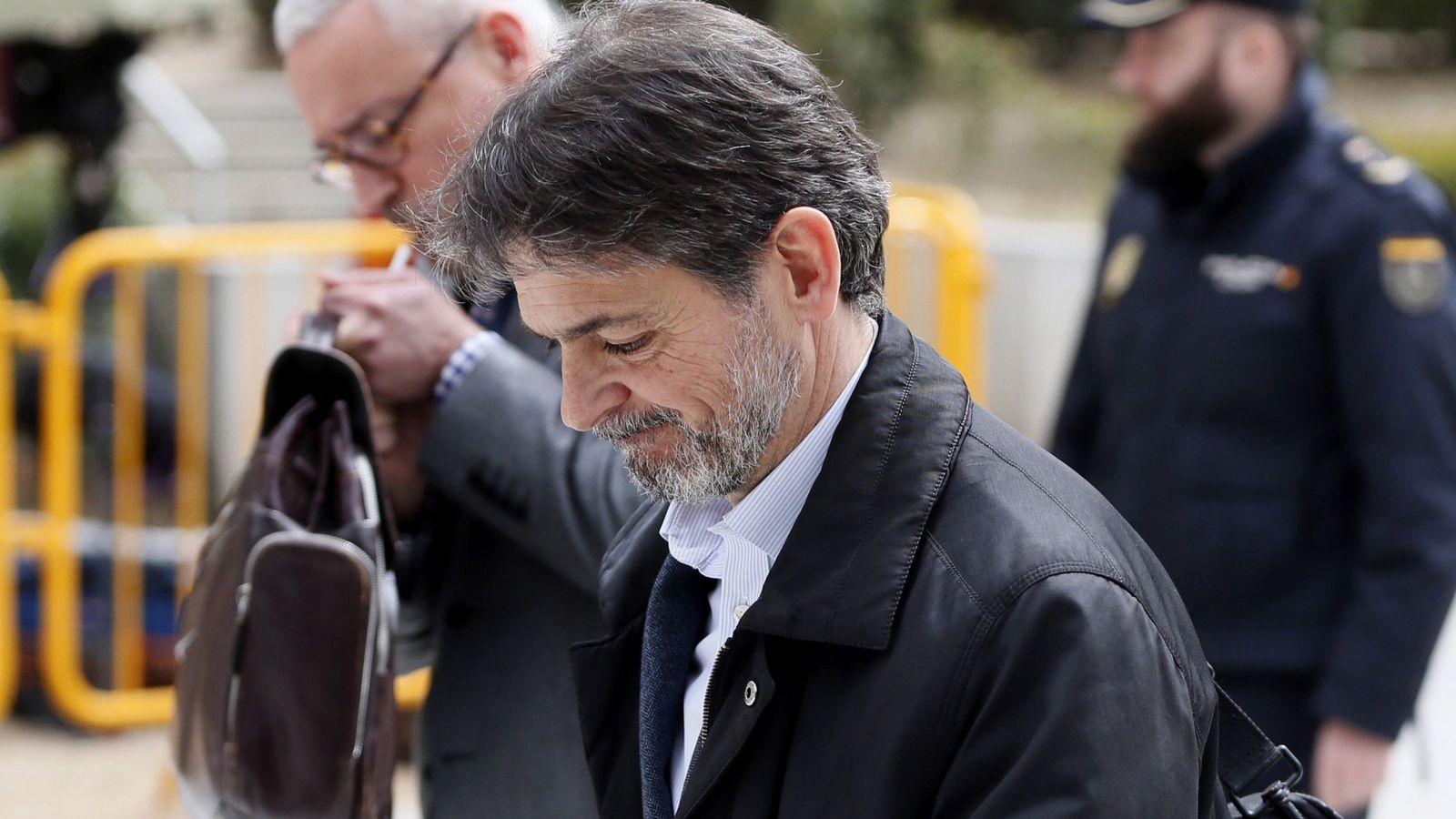 Foto: El exdiputado de CIU Oriol Pujol. (EFE)