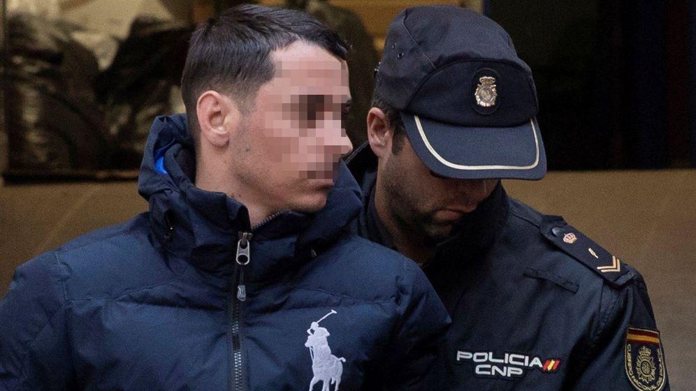 Foto: Uno de los tres presuntos agresores sexuales. (EFE)