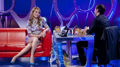 Ángel Martín y Patricia Conde, juntos de nuevo en un plató de televisión