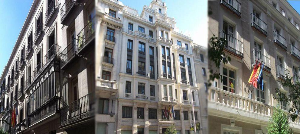 Foto: Tres edificios en venta en pleno centro de Madrid por 40 millones