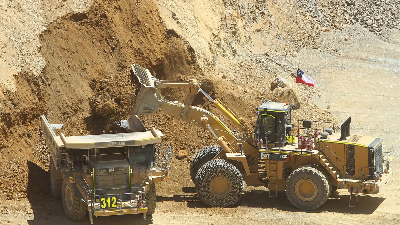 Mina de cobre en Chile (EFE)