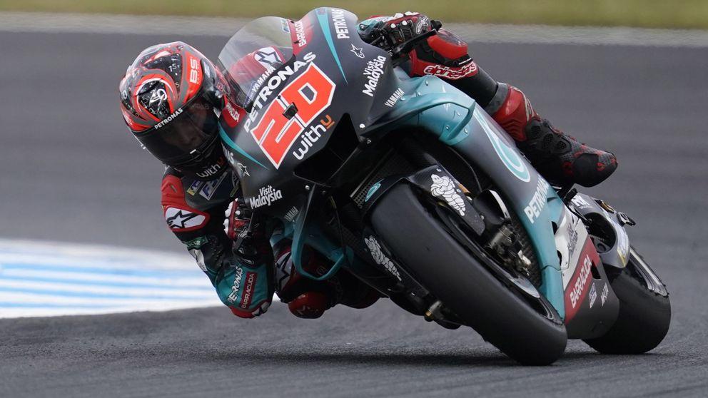 La senda triunfal de Márquez y el cambio de era en Yamaha: Quartararo pide paso