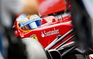 Si el pasado hablara, Alonso ya ha perdido el título en 2014