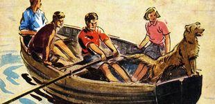 Post de ¡'Los Cinco' juntos de nuevo! 5 cosas que nos encantaban de los libros de Blyton