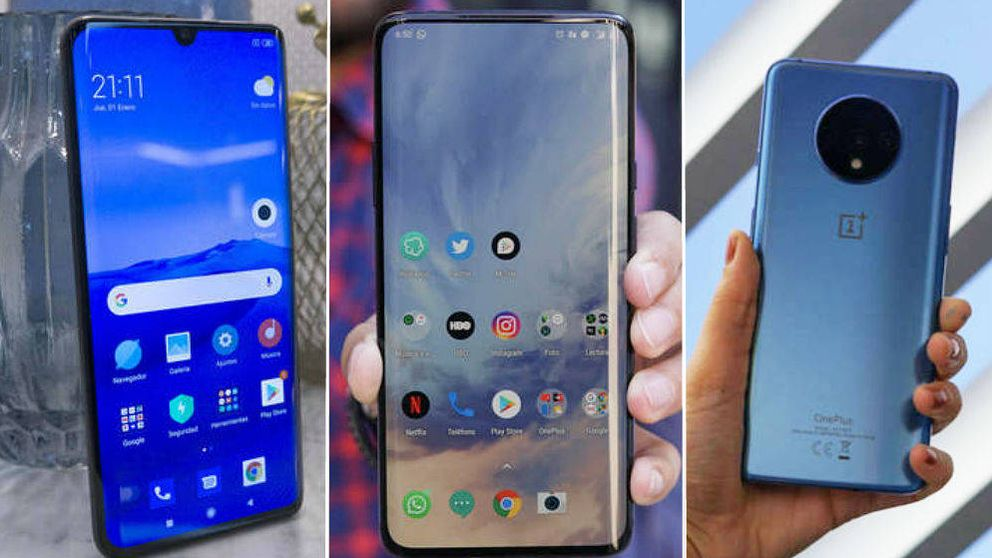 Xiaomi, Huawei, Oppo... Los mejores móviles chinos de 2019 para todos los bolsillos