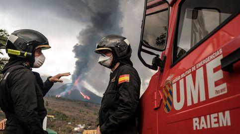 Directo   Una nueva ruptura del cono provoca grandes avenidas de lava y más desprendimientos