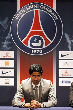 Nasser Al-Khelaïfi, el multimillonario que quiere fichar a Cristiano Ronaldo y Mourinho