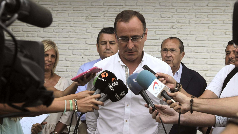 El ministro de Sanidad, Alfonso Alonso. (EFE)