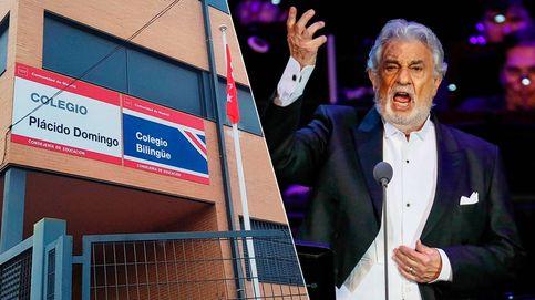 El colegio público Plácido Domingo se plantea cambiar de nombre