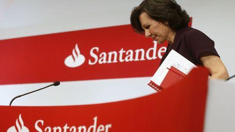 Santander da por hecho otro suspenso  en los test de estrés en Estados Unidos