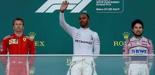 Post de Hamilton, líder del Mundial en su peor momento. ¿Está cansado de la F1?