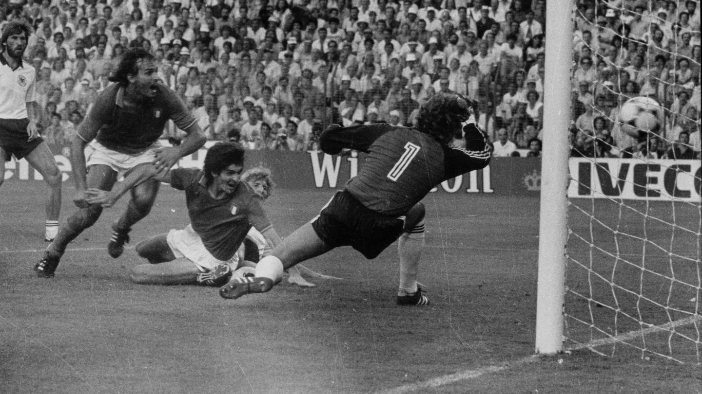 Rossi celebrando uno de sus históricos goles. (EFE)