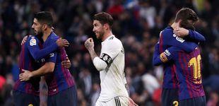 Post de Las risas en el FC Barcelona cuando el Real Madrid cayó... y Sergio Ramos fue expulsado