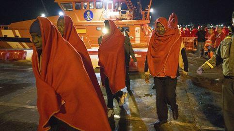 52 subsaharianos rescatados de una patera