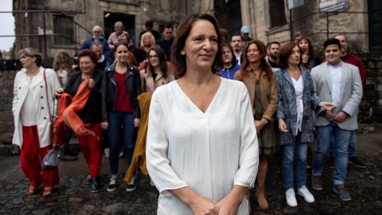 Bescansa excluye a los hombres de los 10 primeros puestos de su lista gallega
