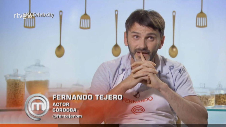 La dura infancia que marcó a Fernando Tejero ('MasterChef Celebrity')