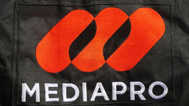 Logo de Mediapro. (Reuters)