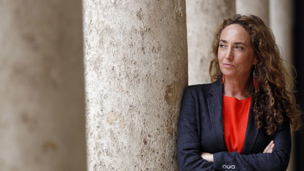 Foto: La eurodiputada Carolina Punset dimite como miembro de la ejecutiva nacional de Ciudadanos. (EFE)