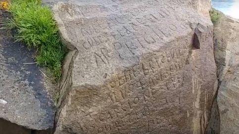 El enigma de la otra 'piedra Rosetta': un antiguo naufragio con 2.000€ de premio