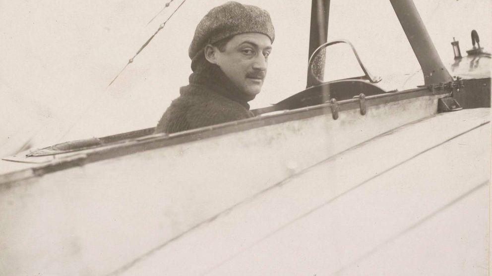 Roland Garros, el pionero de la aviación que da nombre a un Grand Slam