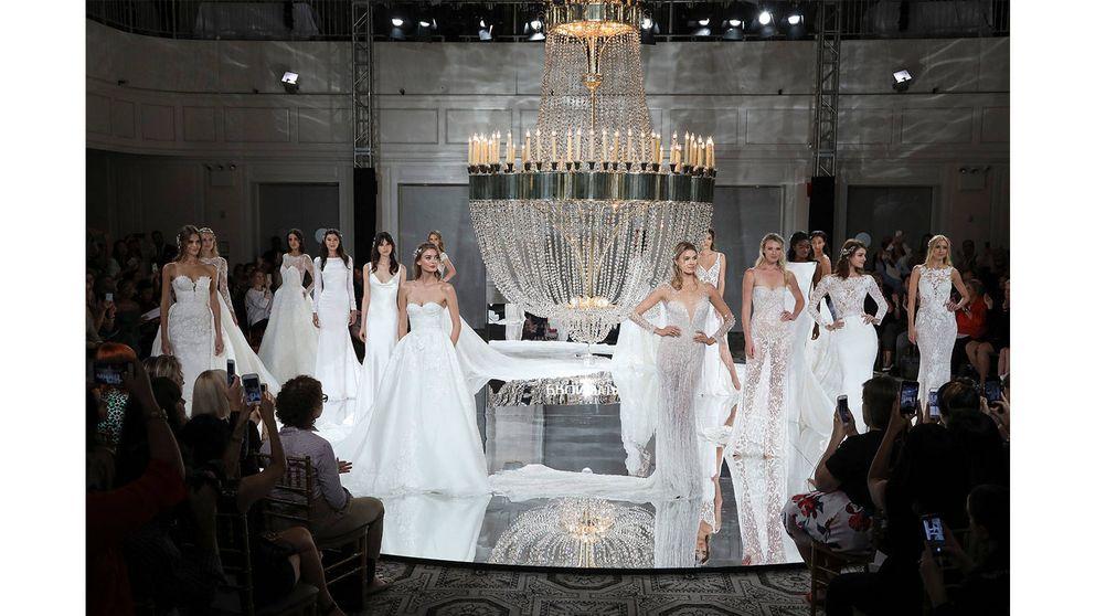 Pronovias presenta su nueva colección Atelier 2018 en la Bridal Week de Nueva York