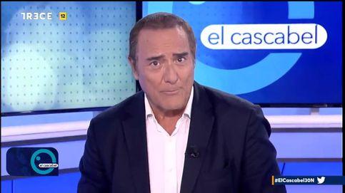 Antonio Jiménez reaparece en 'El cascabel' tras ser operado de la pierna