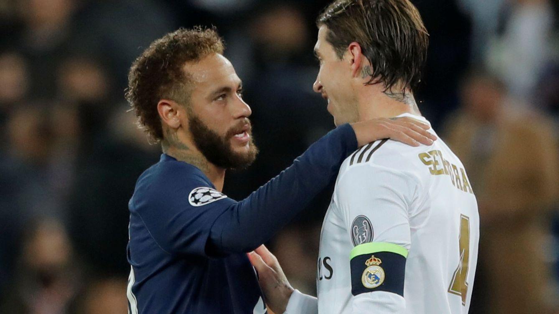 Sergio Ramos ficha por el PSG: el regalo que le hace el jeque a Neymar
