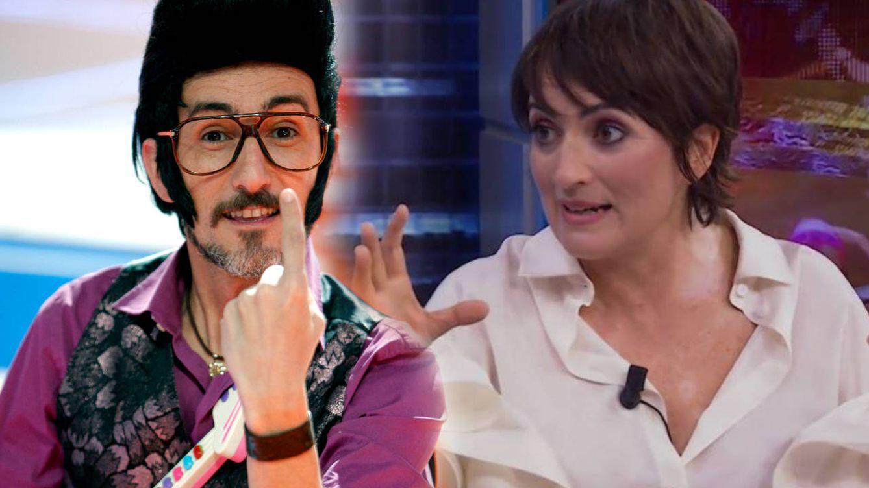 El gran patinazo sobre Eurovisión de David Fernández y Silvia Abril en 'El hormiguero'