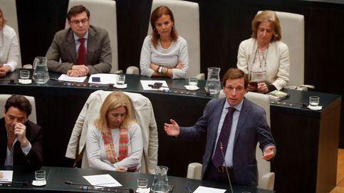 Directo | Comienza el pleno en el Madrid que hará alcalde a Martínez Almeida