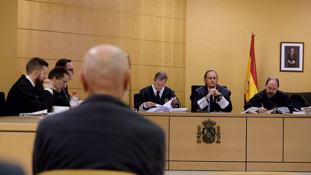 Foto: Imagen del juicio a Miguel Ángel Millán en enero de 2019. (EFE)