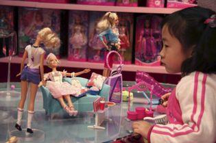 Mattel abre en China la mayor tienda del mundo dedicada a la muñeca Barbie f26305115cd
