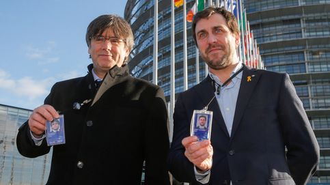 Carlos Lesmes pide formalmente al PE el suplicatorio para Puigdemont y Comín